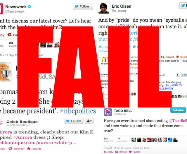 Pando seven lessons from the worst social media fails of 2012