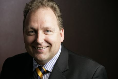 Xero founder and CEO Rod Drury