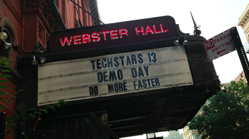 TechStars Demo Day