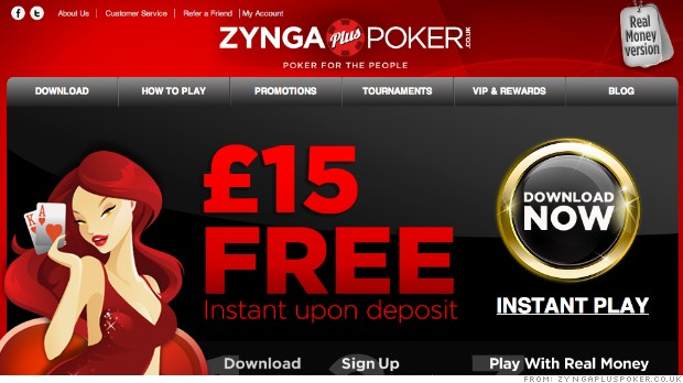 Zynga launched real money games in the UK in April.