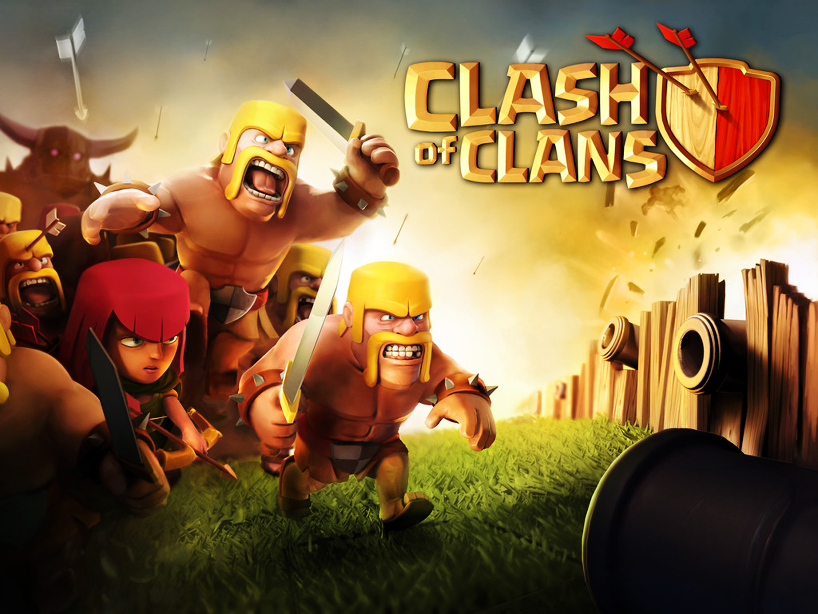 Supercell's Clash of Clans helps the company bring in $2.5M a day. Apple gets a third of that. Facebook gets nothing.