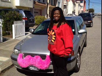 Deco Carter's mother, a fellow Lyft driver