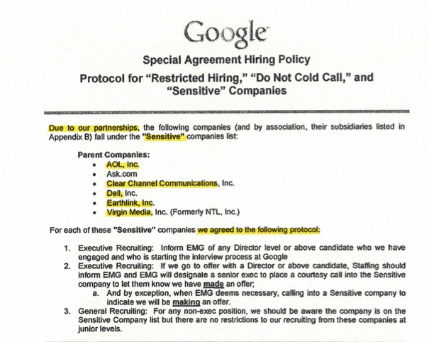 Pando Revealed Apple And GoogleS WageFixing Cartel Involved