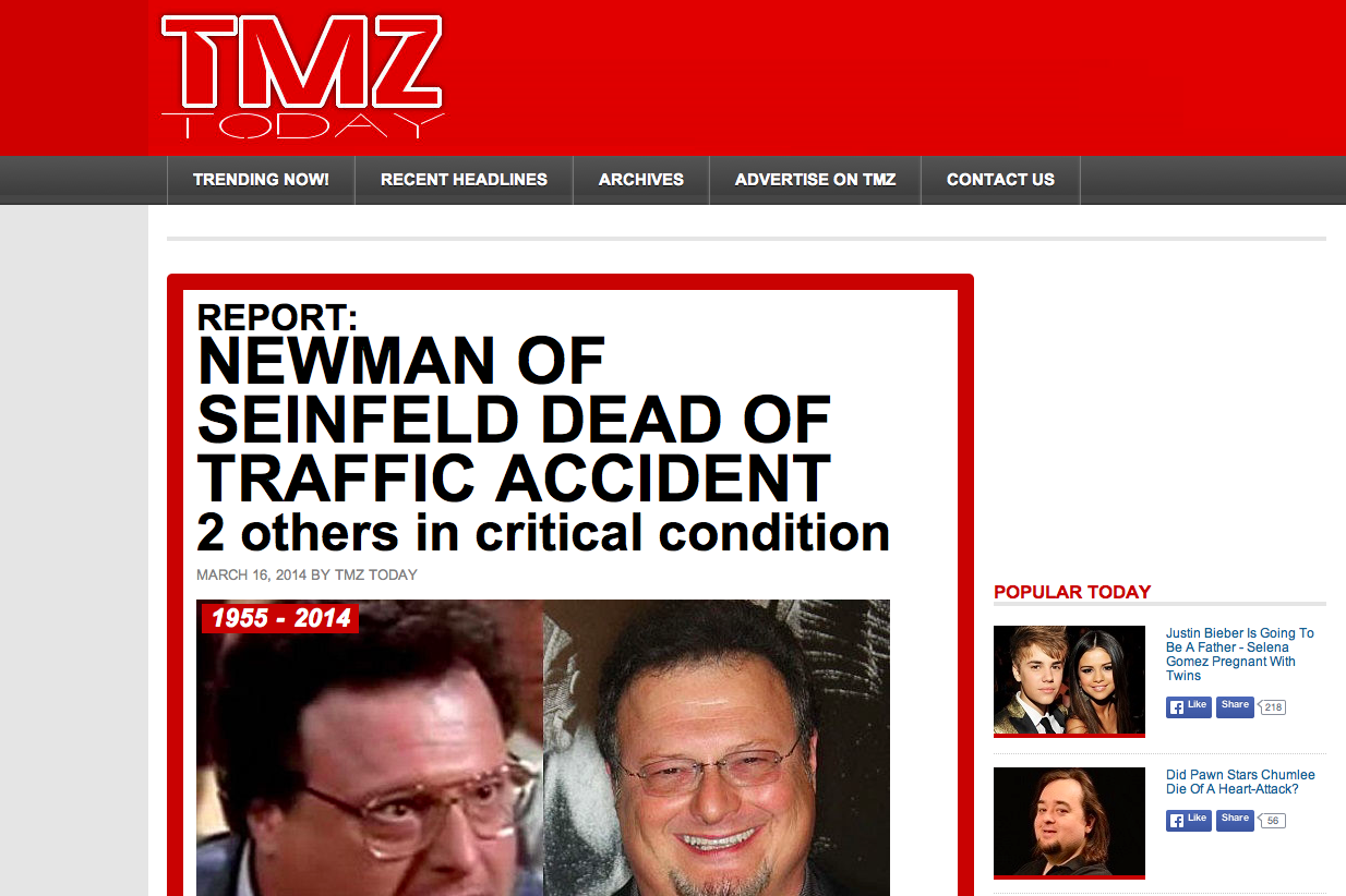 TMZ.TODAY Screencap