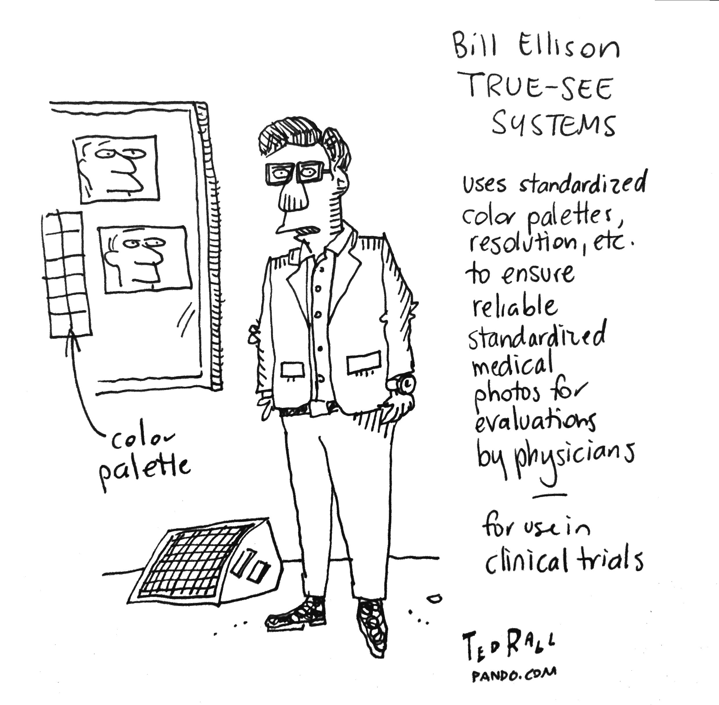Bill Ellison True-See Systems
