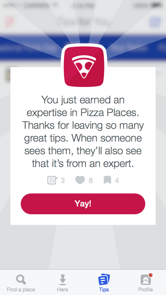 Foursquare Experts 2
