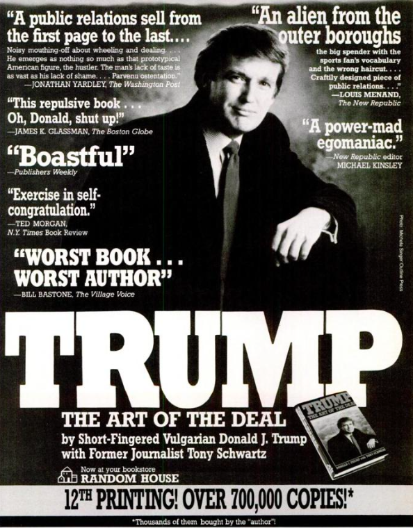The Art Of The Deal Quotes Best Trump Nemesis Graydon Carter Is Leaving Vanity Fairhere's A